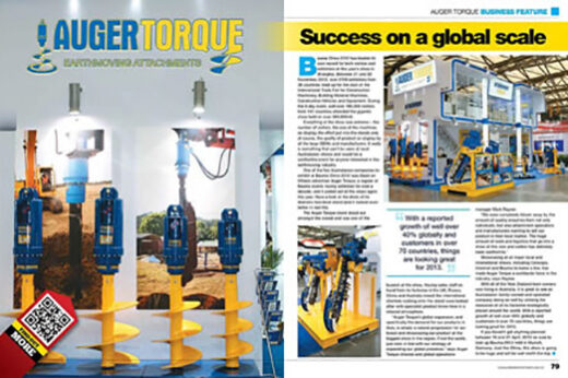 Auger Torque featured in Deals on Wheels NZ