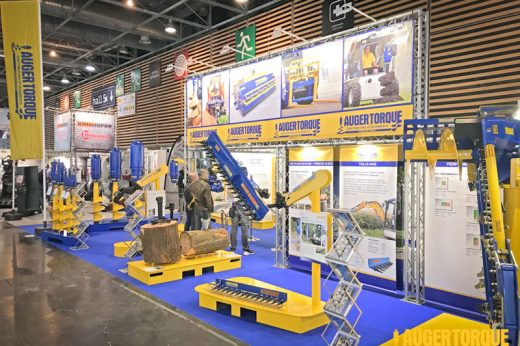 Success at Intermat Paris 2018