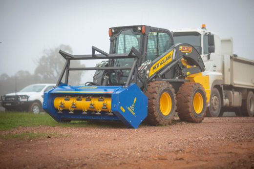 Auger Torque launch the VM Mulcher Series