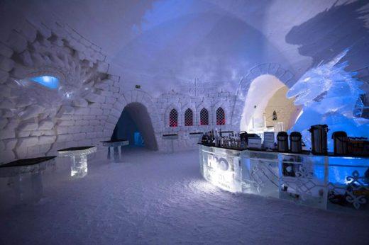 Auger Torque & Avant help create Game of Thrones hotel