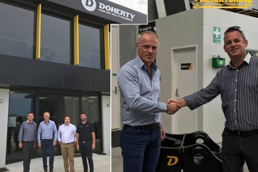 Kinshofer acquires Doherty