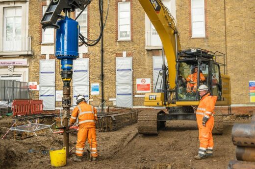 Auger Torque launch the 100,000 Max Earth Drill